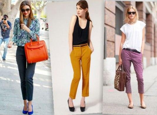 Короткие брюки