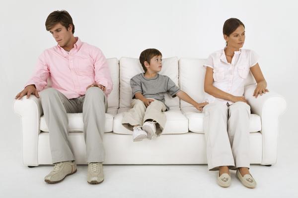 Игнорировать ребенка