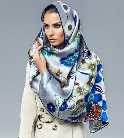 Пестрый платок